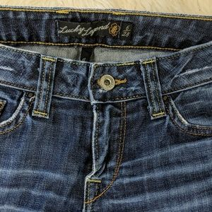Lucky Brand Jeans - Lucky Brand || Lola Mid-rise Bootleg Jeans